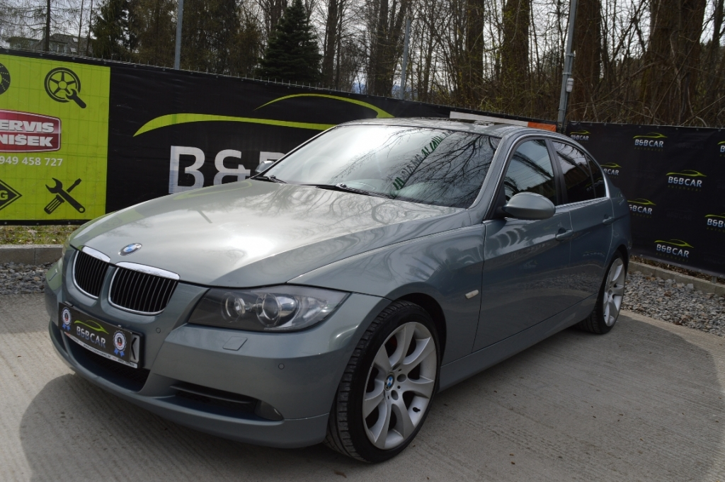 BMW Rad 3 330 D XDRIVE (E90)