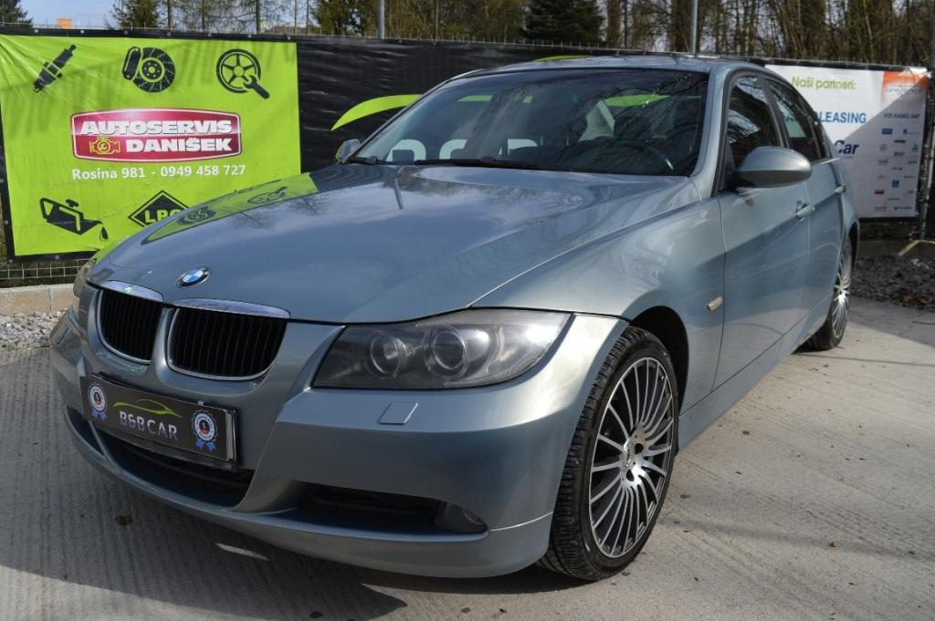 BMW Rad 3 318 i