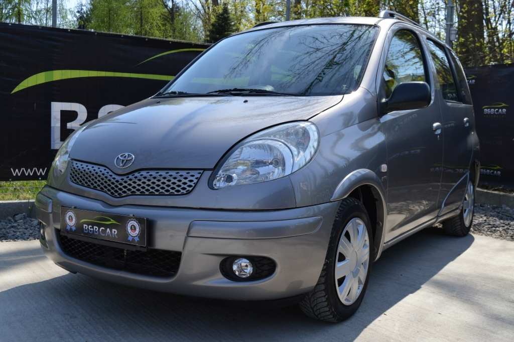Toyota Yaris Verso 1.3 VVTi Luna