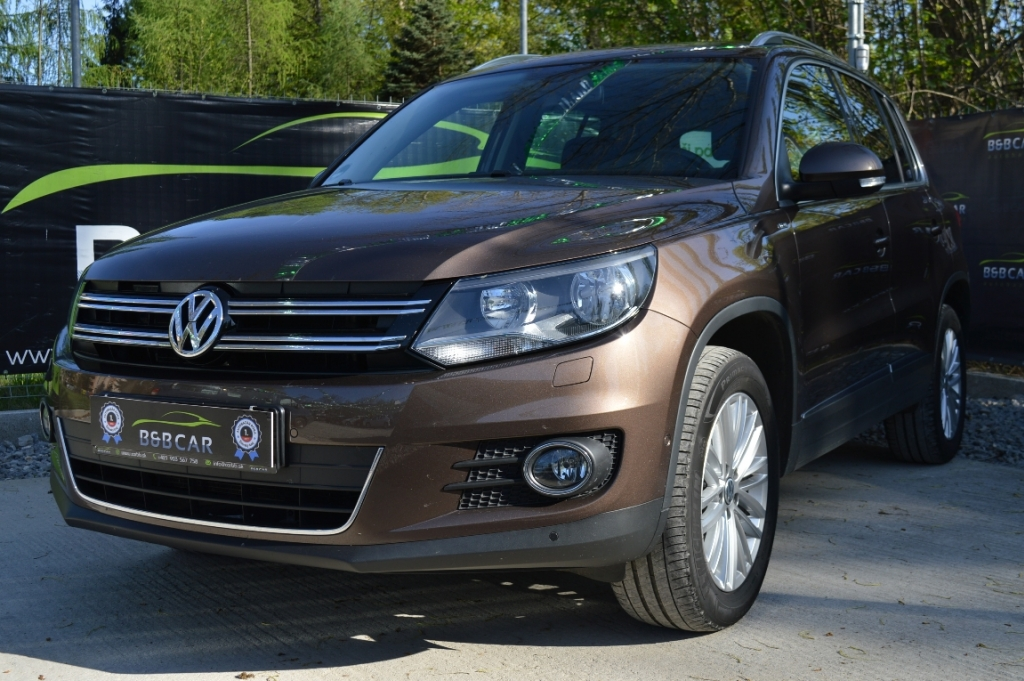 Volkswagen Tiguan 2.0 CR TDI 4-Motion Trend&Fun