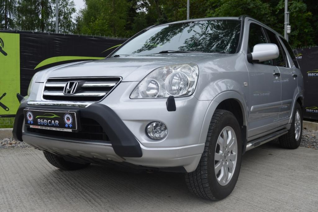 Honda CR-V 2.2 I-CTDI EXECUTIVE