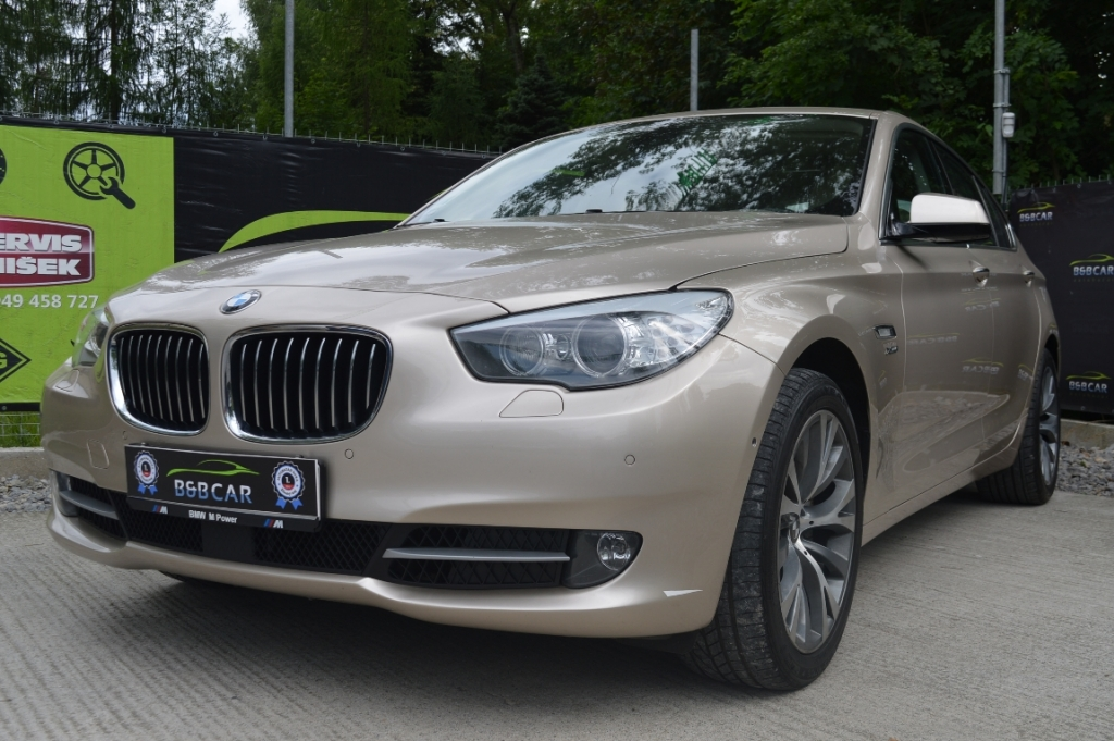 BMW Rad 5 GT 3.0d 180kW
