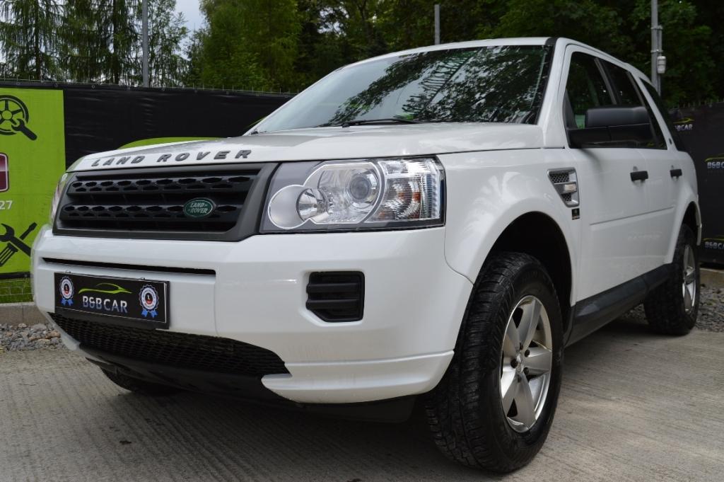 Land Rover Freelander 2.2 eD4 SE