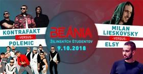 Beánia žilinských študentov