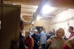 """""""Zašité"""" podzemné priestory známych žilinských budov"""