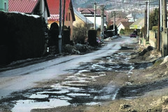 Kanalizácia nefunguje, Trnovčania budú o svoje práva bojovať