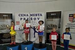 Päť medailí z Bardejova pre Kraso klub