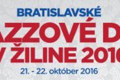 Bratislavské jazzové dni v Žiline 2016