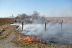 Čas zvýšeného nebezpečenstva vzniku požiarov v prírodnom prostredí