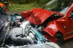 Ďalšia dopravná nehoda na Orave: medzi zranenými aj deti, FOTO