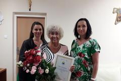 Ocenená Žilinčanka: za pomoc seniorom dostala originálny titul
