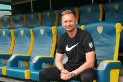 Nový tréner Šošonov Peter Černák : Tím potrebuje dozrieť ľudsky aj futbalovo