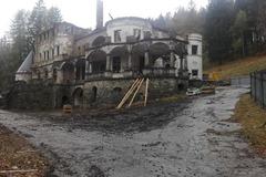 Kaštieľ v Kunerade v posledných rokoch zasiahli tri zničujúce požiare. Podarí sa mu vstať z popola?