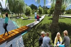 Žilina sa zazelení vďaka parku akomunitnej záhrade