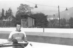 Najstarší žijúci žilinský hokejista Andrej Dvorecký (91): Žltozelený dres bol pre mňa vždy jedinečný