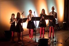 Flautový súbor Zobkáčik / koncert v Novej synagóge