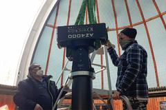 V Kysuckej hvezdárni majú nový ďalekohľad