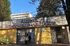 Žilinská nemocnica si v hodnotení INEKO polepšila