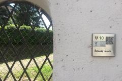Židovský cintorín je telocvičňou pre príšerky