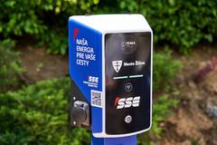 Pri Mestskom úrade v Žiline sprístupnili nabíjaciu stanicu pre elektromobily