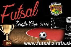 Futsal Žirafa Žilina: on-line registrácia Žirafa Poháru 2016 spustená