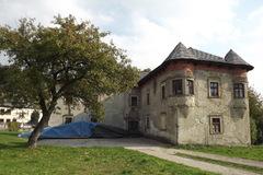 Kaštieľ v Divinke stále čaká na rekonštrukciu