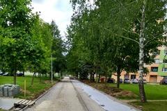 Cyklistický boom: výstavba na Solinkách pokračuje, trasa na Hájiku čelí námietkam