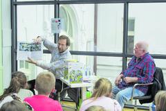 Knihovníci objavovali s deťmi knihy