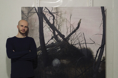 ROZHOVOR - Miroslav Sandanus: Moje obrazy sú po tematickej stránke melancholické a doliehajú na diváka ťažko
