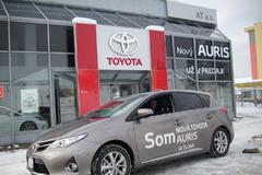 Test: Toyota Auris – inovatívny dizajn a precízne jazdné vlastnosti