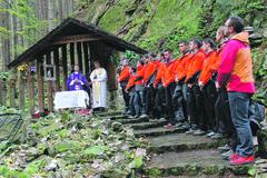 Na symbolickom cintoríne si opäť zaspomínajú na obete hôr