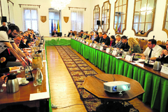 Mestské zastupiteľstvo schválilo rozpočet, kluby i komisie