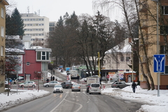 Úprava frekventovanej križovatky pri nemocnici má odštartovať pred letom