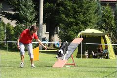 Zábavný šport so psom  je už aj v Žiline