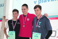 Žilina hostila národný plavecký šampionát