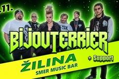 Bijouterrier + support, Žilina