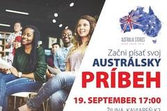 G8M8 Australia Stories - Žilina