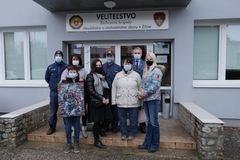 Krásne gesto hasičov: pre dobrú vec vyzbierali viac než tisíc eur