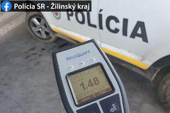 NEPOCHOPITEĽNÉ: Policajti v našom kraji za týždeň odhalili stovku opitých vodičov