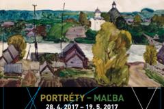 Výstava umelcov z Krasnojarska