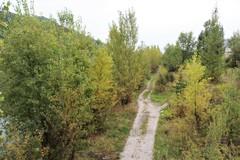 Začala dostavba poslednej časti cyklotrasy medzi vodným dielom a Budatínom. Kedy sa po nej prevezieme?