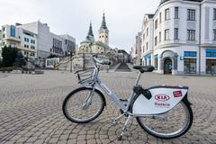 Bikesharing spustia v Žiline už budúci piatok