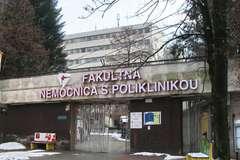 Žilinská nemocnica hľadá primára oddelenia vnútorného lekárstva