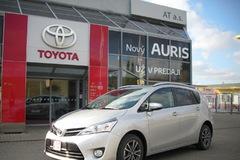 Toyota Verso – zmysluplný facelift priniesol množstvo vylepšení a svieži dizajn