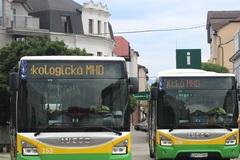 Dopravný podnik zaradil do prevádzky nové autobusy s hybridným pohonom