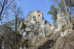 Záchrancovia z Hričova: Ľudia hrad po rokoch nespoznávajú