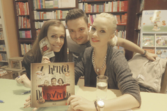 Známa trojka vydala svoj knižný debut Z hrnca do rozprávky