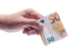 Mladíci kupčili s 50-eurovkami