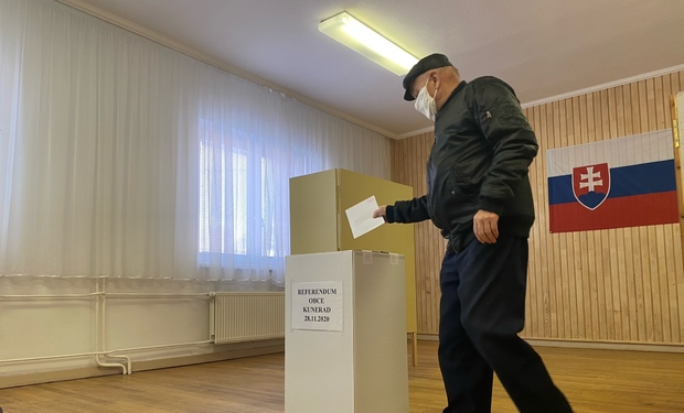 Referendum v Kunerade bez úspechu. Starostkou naďalej zostáva Monika Kavecká