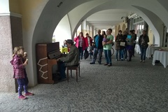 Klavír na Mariánskom námestí